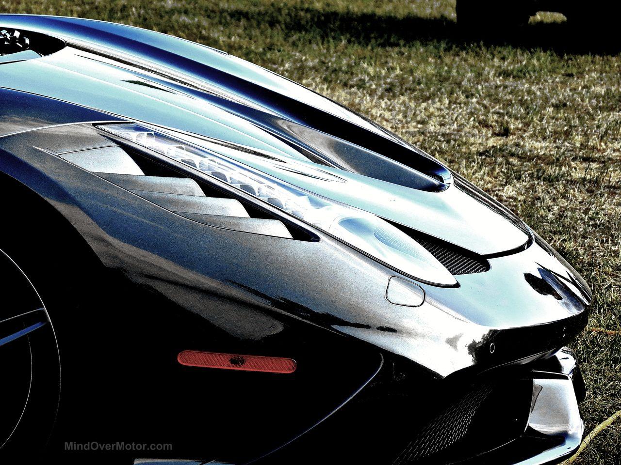 Greenwich Ferrari 458 Speciale