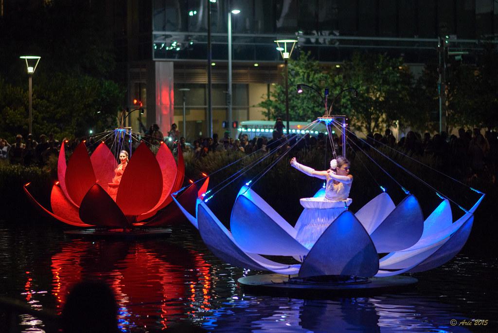 Maravilloso! 2015: The Water Festival