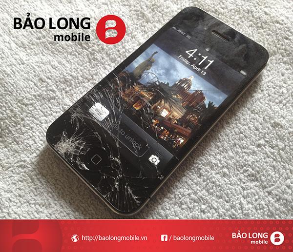 Trung tâm thay màn hình iphone 4s lấy gấp tại SG