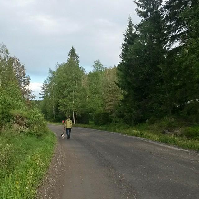 lenkillä, Kokemäki, Suomi