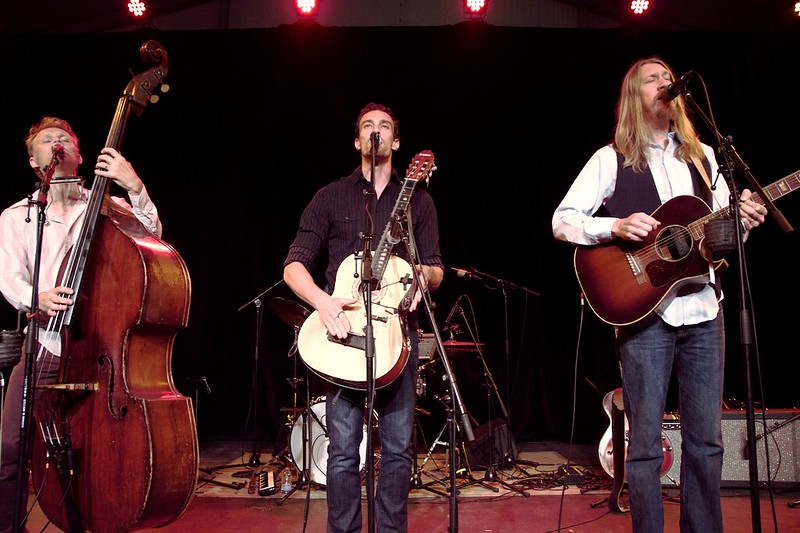 The Wood Brothers at Ottawa Jazzfest