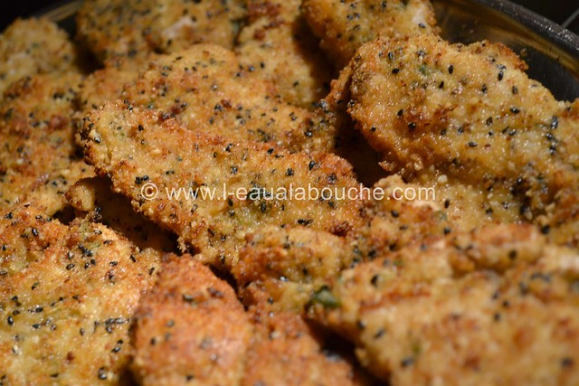 Filets de Dinde Croustillants © Ana Luthi Tous droits réservés 015