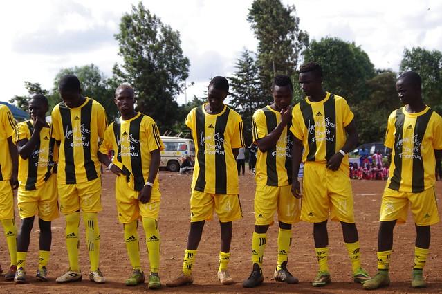 Turniej Piłka dla Pokoju 2016, Kenia