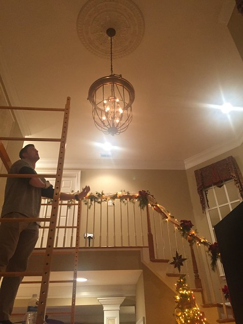 Home Improvements chandalier New Jersey