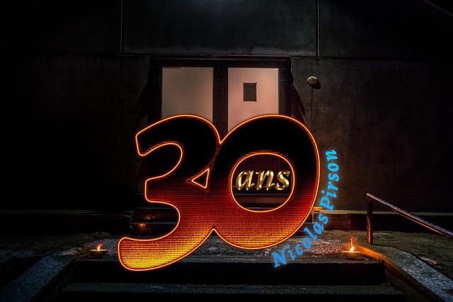 2017 - 30 ans de Nicolas PIRSON