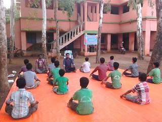 Personality Development Camp at Odisha