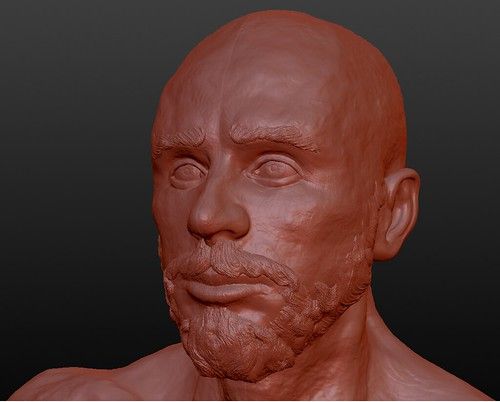 3D Brandon Bryant - 03