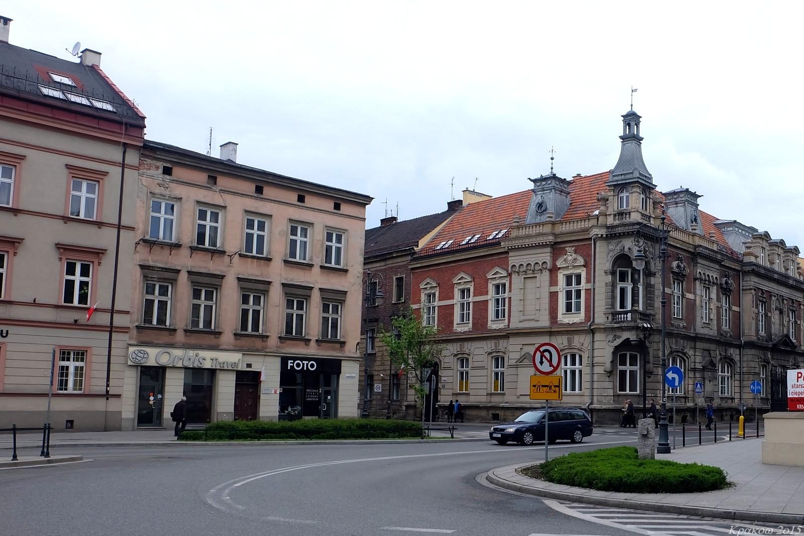 Warszawska, Krakow, Poland