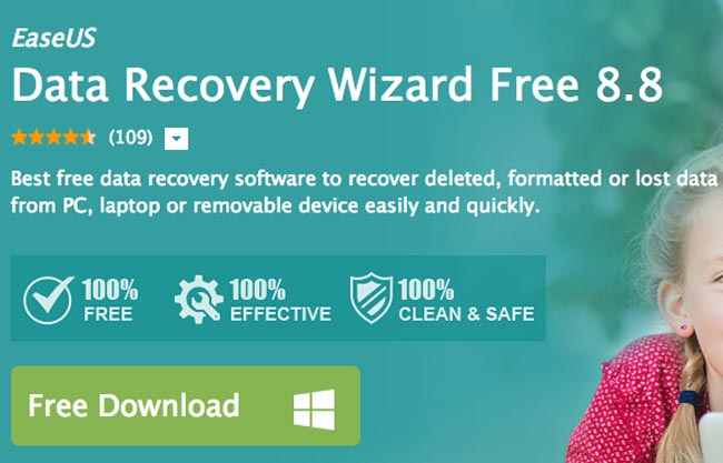 How to recover deleted files on Windows step 1