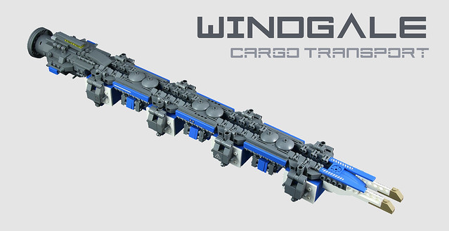 Windgale: Cargo Transport