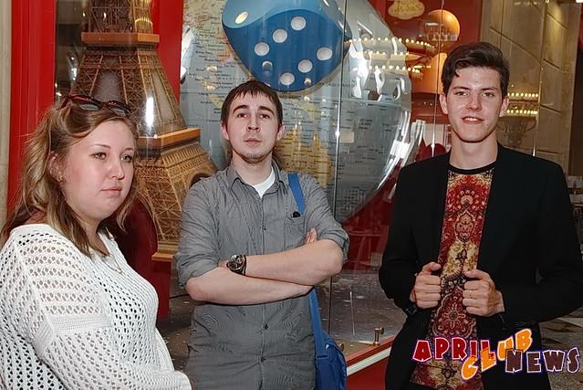Маргарита Чернышева, Евгений Степанов, Олег Колегаев