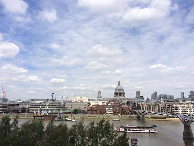 London summer 15