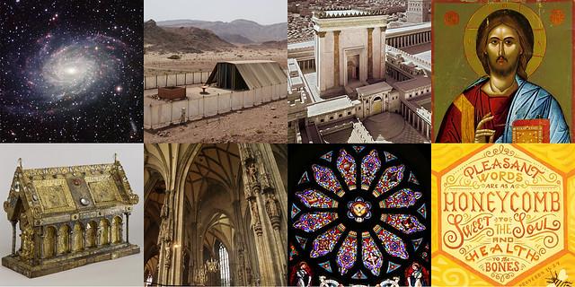 Visual Worship Collage