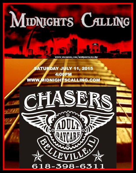 Midnights Calling 7-11-15