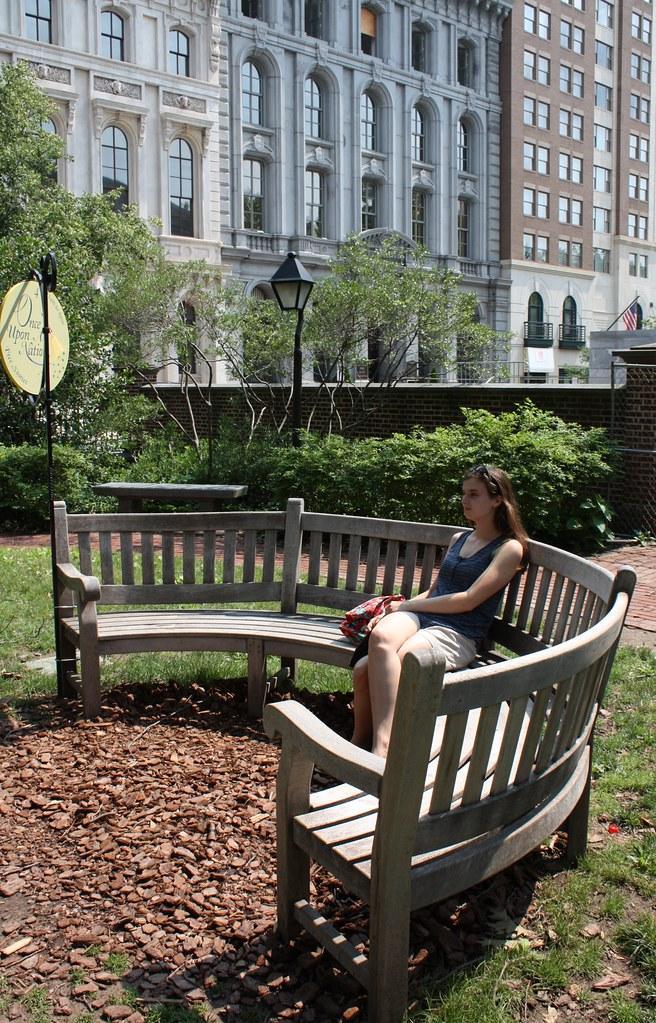 Philadelphia Signers Garden
