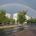 Brest after rain