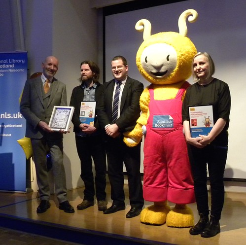Nick Sharratt, Ross Collins, Bookbug and Alison Murray