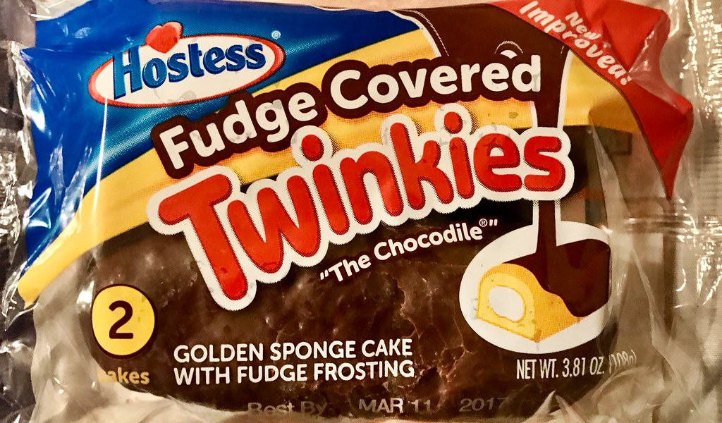 Twinkies  Chocolate Sponge Cakes Peanut Butter