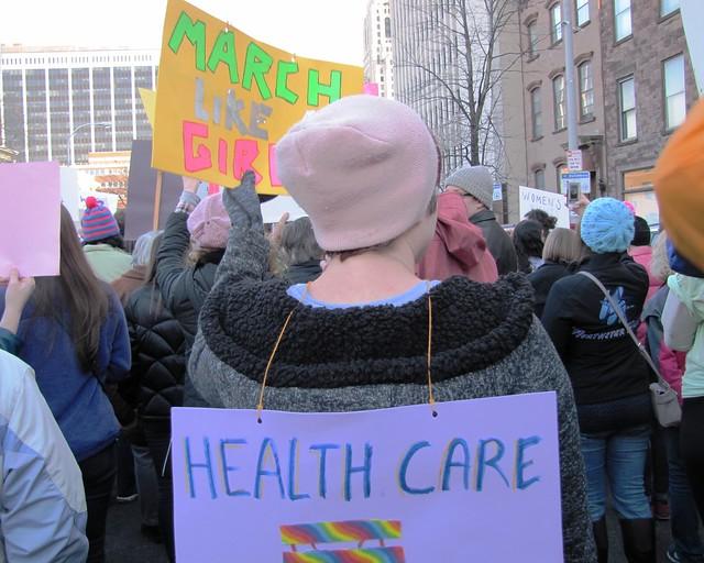 Albany NY March