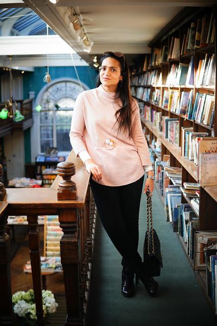 Daunt Bookstore