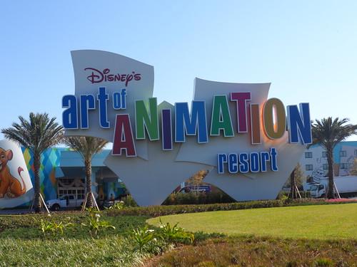 Art of Animation Resort - 2012