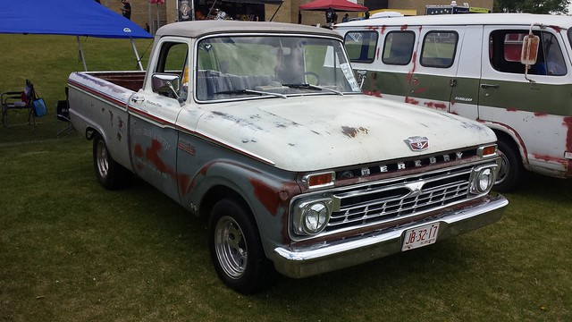 1965 Mercury pickup truck