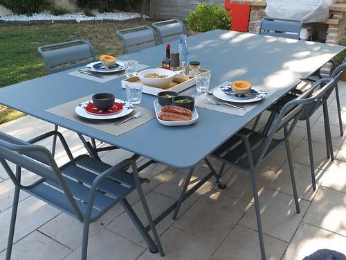 Table Fermob Solde - Maison Design - Apsip.com