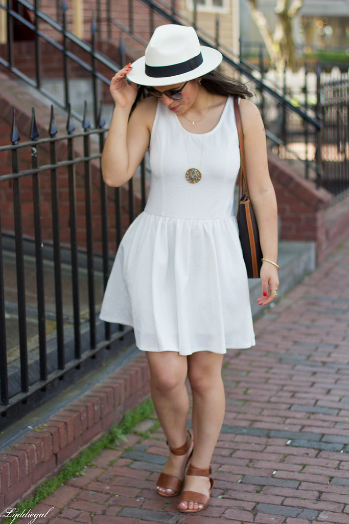 little white dress, panama hat, leather tote-1.jpg