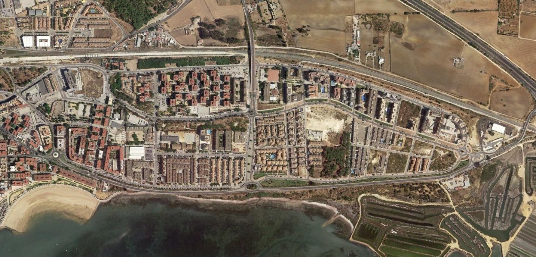 puerto real, cádiz, royal portus, después, urbanismo, planeamiento, urbano, desastre, urbanístico, construcción, rotondas, carretera