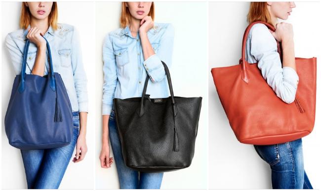 Adora Bags Collage