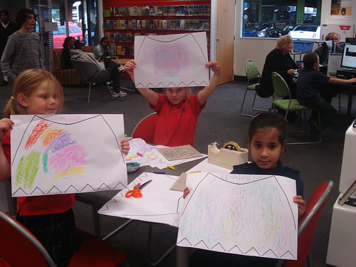 Matariki Community Art Project at Shirley Library - Te Kete Wānanga o Ōraka
