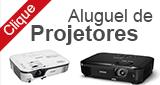 Aluguel de Projetores em Aracaju