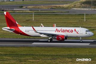 Avianca Brazil A320-214 msn 6651