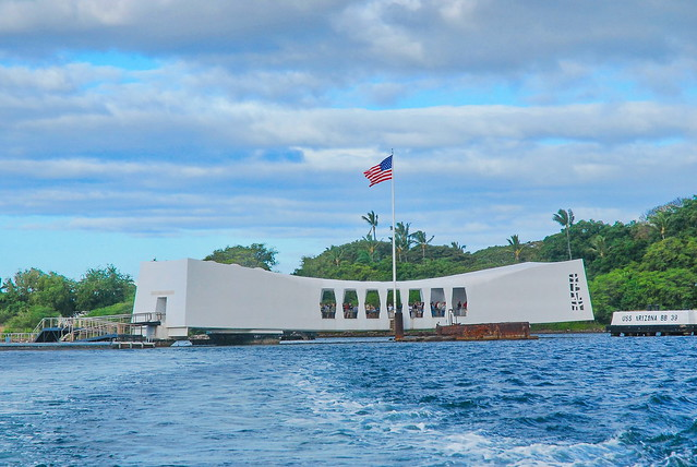 Pearl Harbour Memorial Hawaii