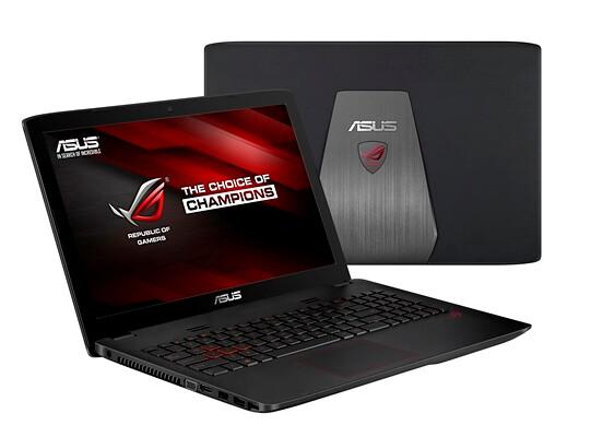 Ra mắt ASUS ROG GL552JX, laptop mới dành cho game thủ với mức giá chỉ từ 17,990,000 vnđ - 77660