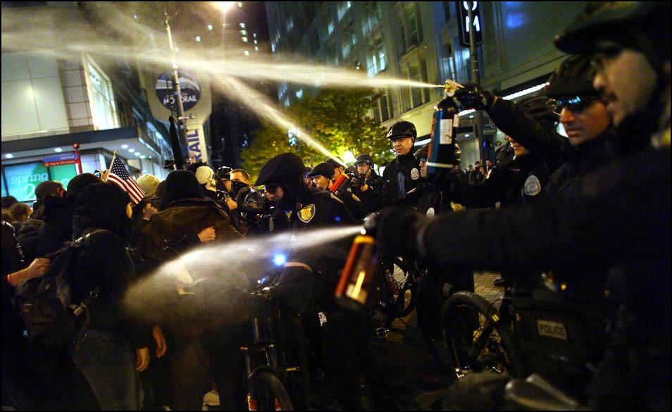 Occupy Seattle Josh Trujillo 1