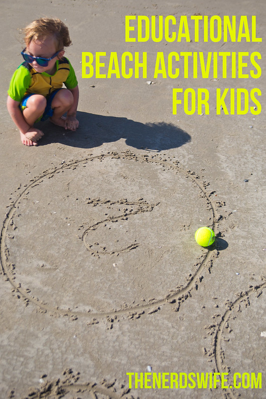 Educational Beach Activities for Kids