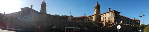 Panorama of the Union Buildings