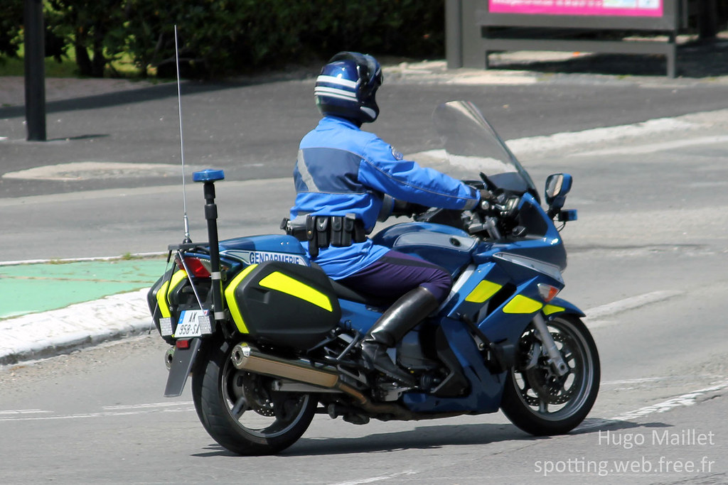gendarmerie yamaha fjr 1300 infos gendarmerie mise en flickr. Black Bedroom Furniture Sets. Home Design Ideas