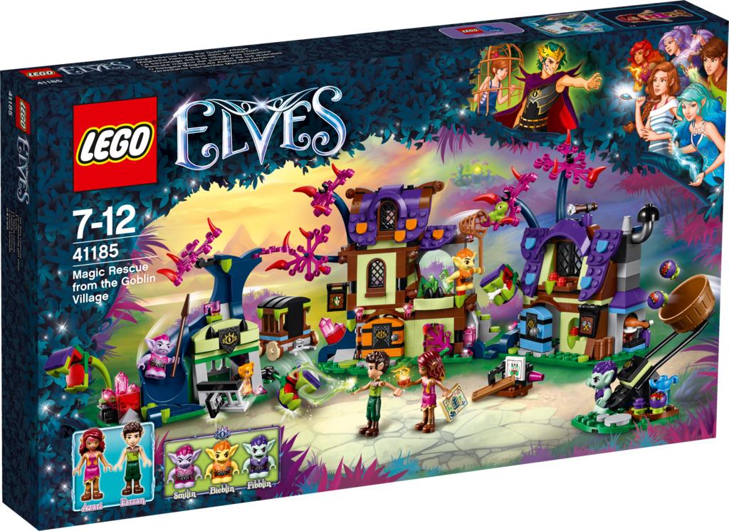 2017 Elves box images   Brickset: LEGO set guide and database