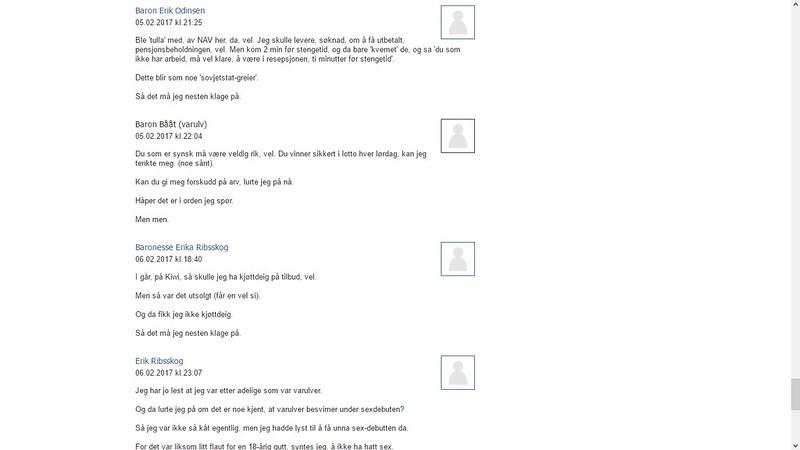nettmobbing 7 februar