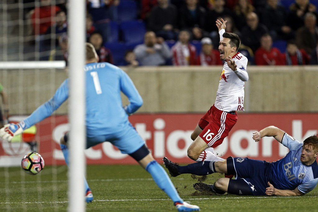 'Caps, Red Bulls battle to 1-1 draw