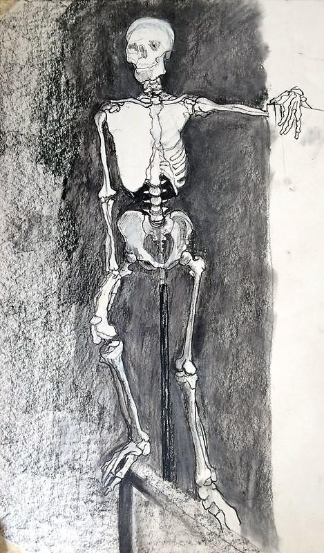 Art School Drawing