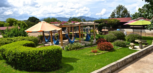 hammock area - La Ruta del Yalu