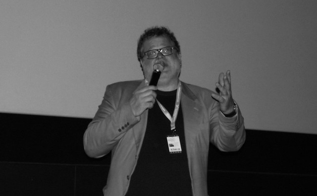 Edinburgh International Film Festival 2015 - David Ruehm