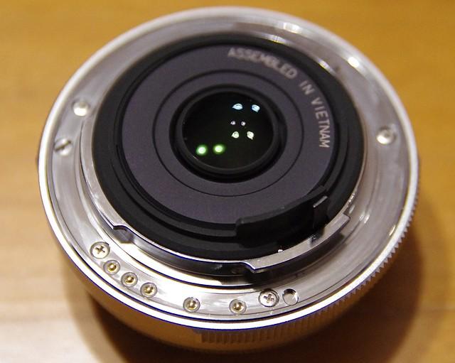 Vends mon 40mm DA Limited Silver ( version 1) à 300€ 18910329156_e1e5b7a695_z