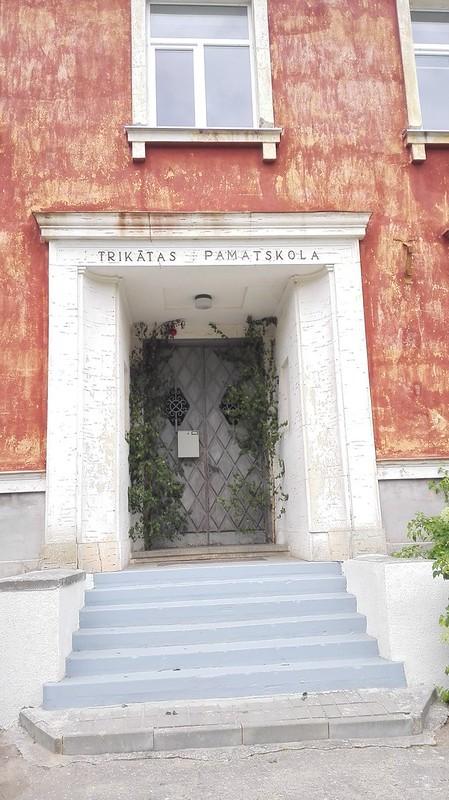 Skaistas durvis