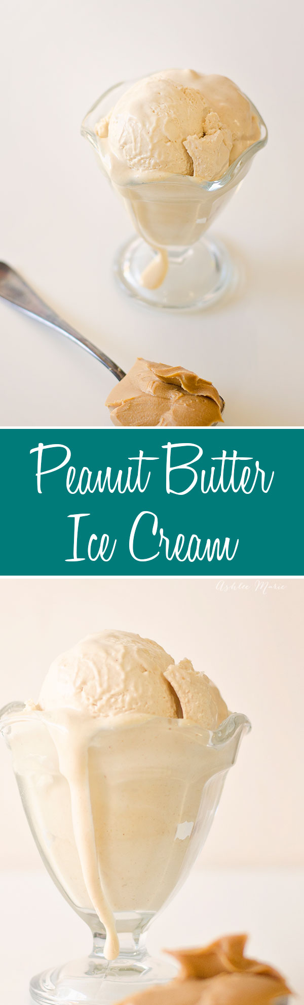 this creamy peanut butter ice cream is always a huge hit.  I get requests for it all the time