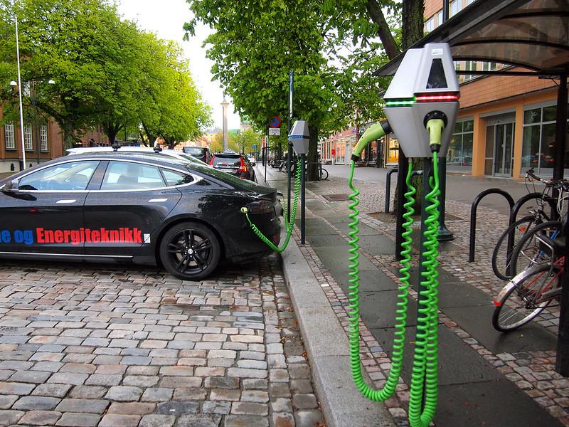 Plug in in Trondheim