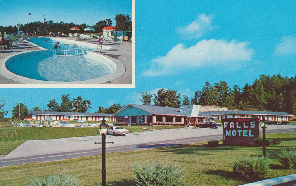 Falls Motel - Parkers Lake, Kentucky